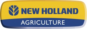 New Holland agr culture trekker tractor logo