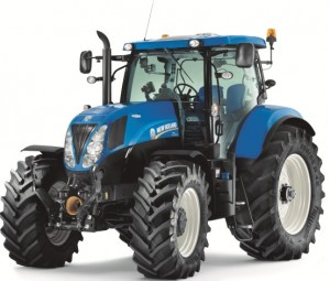 New Holland T7 wijnker mechanisatie breezand