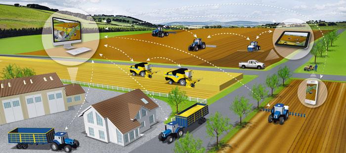 PLM GPS New Holland
