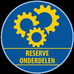 reserve onderdelen