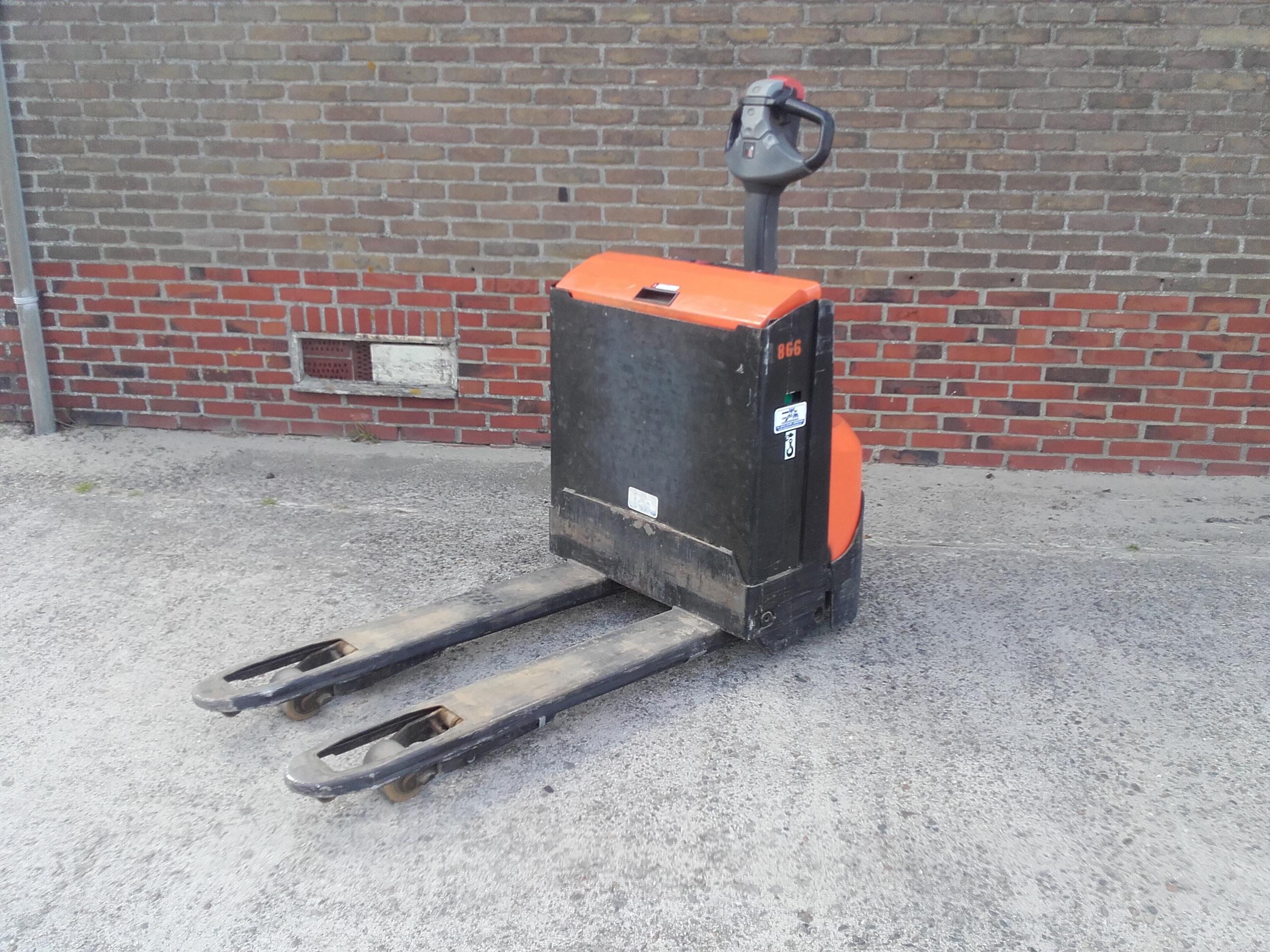 Pompwagen LWE160 BT