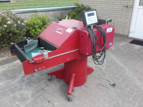 Van Nobelen Telmachine (rood)