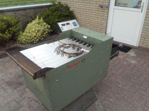 Cremer Telmachine Lepeltjes