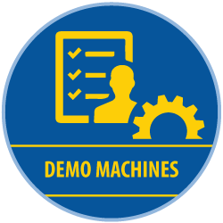 Demo machine wijnker