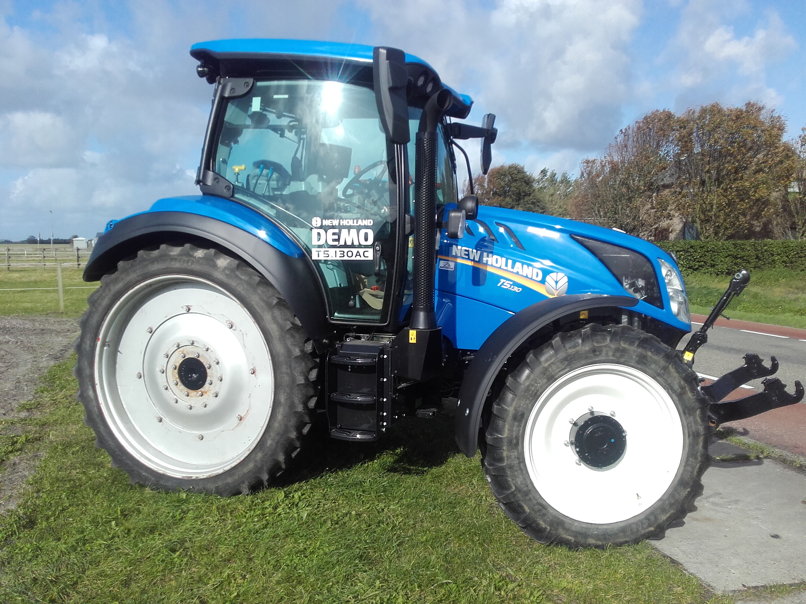 New Holland T5.130 AC